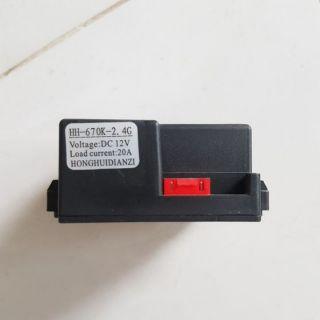 Bo mạch HH-670K-2.4G Xe trẻ em