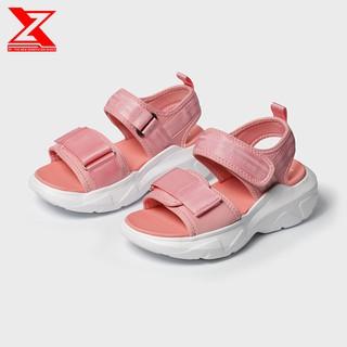 Giày Sandal ZX 2304 Nữ Đế Chunky Ulzzang