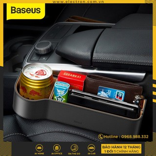Ngăn chứa đồ tiện dụng dùng trên xe hơi Baseus Elegant Car Storage Box thumbnail