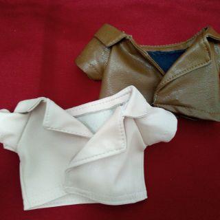 Áo Khoác Da – Outfit doll 20cm