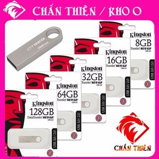 [Mã ELFLASH5 giảm 20K đơn 50K] USB Kingston 64GB 32GB 16GB 8GB Chính hãng FPT - Bảo Hành 12 tháng