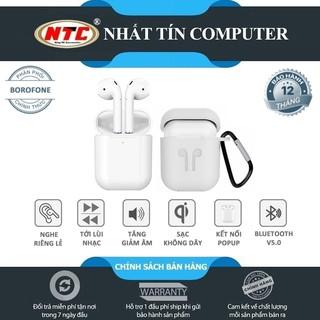 Tai nghe Bluetooth True Wireless Borofone BE30 Plus series V5.0, Kết nối tự động popup thumbnail