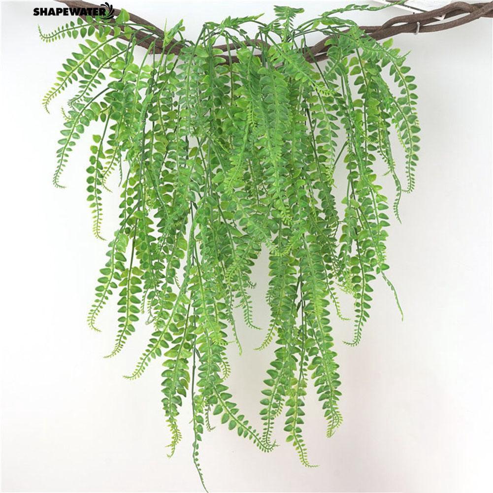 ☀1Pc Artificial Plant Vine Greenery Grass Garden DIY Home Wedding