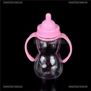 [Crown]Doll Accessories Feeding Bottle for Doll House Room Decoration Toy [VN]