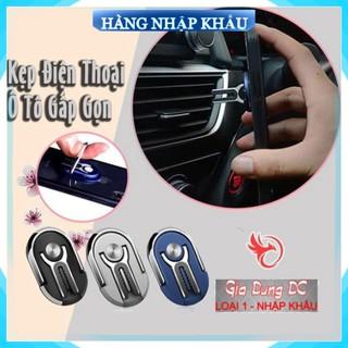 [Cam Kết Loại 1] Giá đỡ điện thoại dán lưng , xoay 360 độ, giá đỡ điện thoại để lỗ thông hơi ô tô