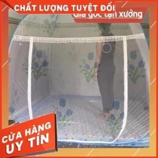 Mùng chụp tự bung đỉnh rộng 1.6mx2m hàng Việt Nam chất lượng cao (giao màu ngẫu nhiên)