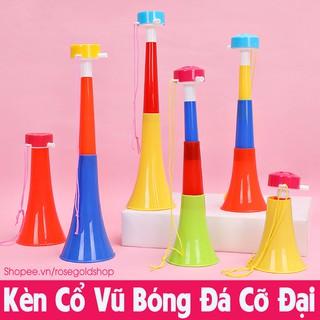 Kèn Cổ Vũ Bóng Đá Cỡ Đại - Kèn Vuvuzela Phá Làng Phá Xóm thumbnail
