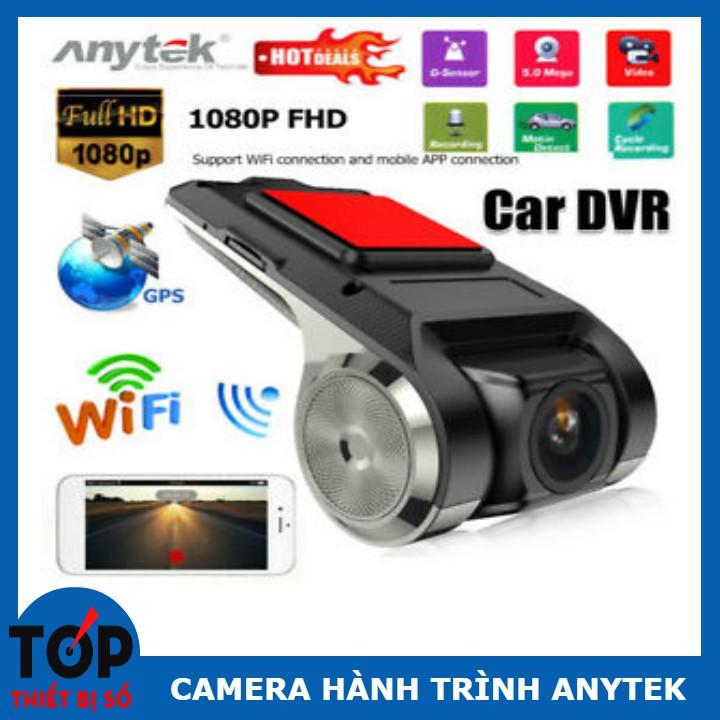 [Mã ELFLASH3 hoàn 10K xu đơn 20K] Camera hành trình Anytek/ NTEK X28 1080 P Full HD DVR Xe Ô Tô