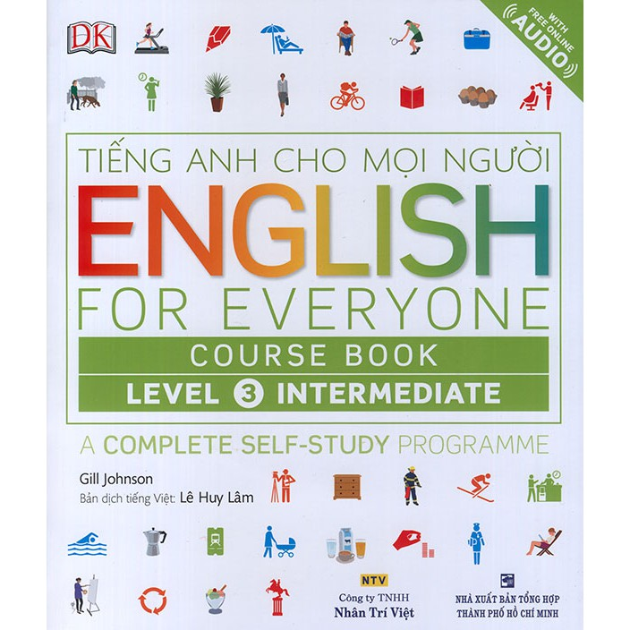 English for Everyone – Level 3 Intermediate – Course Book (kèm CD) - 3387903 , 976099155 , 322_976099155 , 348000 , English-for-Everyone-Level-3-Intermediate-Course-Book-kem-CD-322_976099155 , shopee.vn , English for Everyone – Level 3 Intermediate – Course Book (kèm CD)
