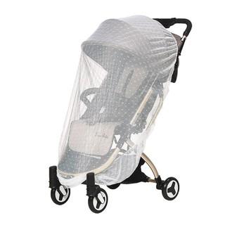Lưới chống muỗi cho xe đẩy em bé che phủ hoàn toàn tiện dụng thumbnail