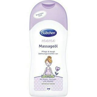 [Bố bỉm sữa 9x] Tinh dầu cho mẹ bầu Bubchen mama massage oil thumbnail