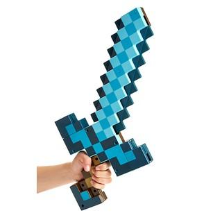 Kiếm và Cup Kim cương Minecraft Biến hình 2 Trong 1 chính hãng