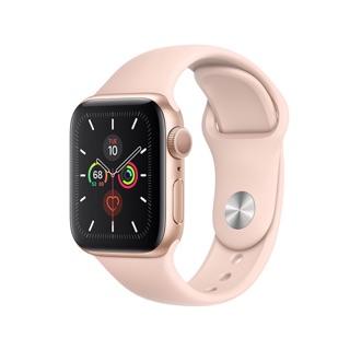 Đồng hồ thông minh Apple Watch SE 40mm 44mm (GPS) viền nhôm xám - Dây cao su
