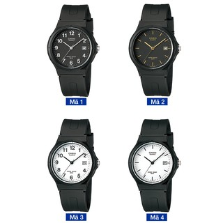 Đồng hồ unisex dây nhựa Casio Standard chính hãng Anh Khuê MW-59 Series