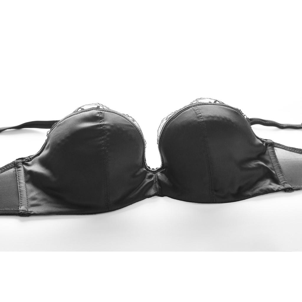 [Freeship 50k] Bộ đồ lót cao cấp có gọng mút mỏng cúp nữa ngực