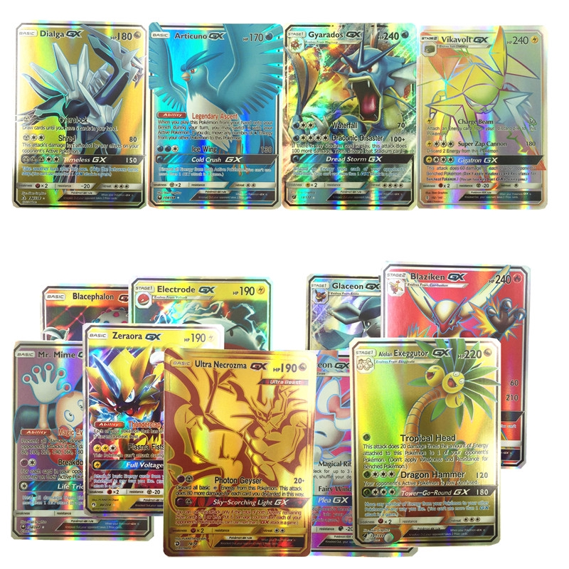 Bộ thẻ bài Pokemon