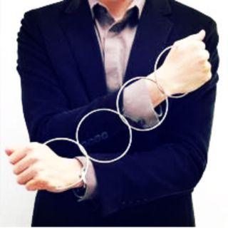 4 vòng xuyên nhau [Ninja Ring]: Đạo cụ ảo thuật (có kèm clip hướng dẫn chi tiết)