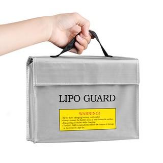 Túi đựng pin Lipo an toàn chống cháy nổ có tay xách