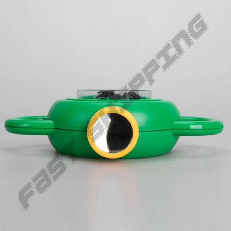 Dual Way Insect Observation Viewer Magnifier Magnifying Glass Kids Outdoor Toys