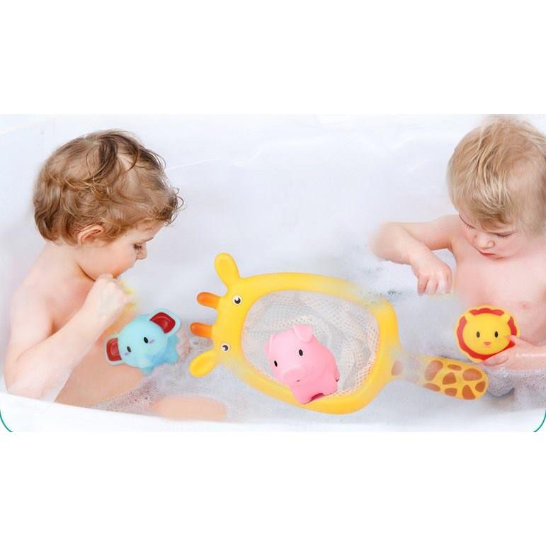 Đồ chơi nhà tắm set con Hươu