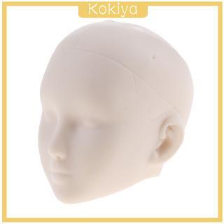 "[KOKIYA] 1/6 Female Sculpt Makeup Doll Head for 12"" Hot Toys Figure"