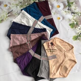 [Mã WARN10 giảm 10k đơn 50k] Quần lót nữ Thái Lan Sisterhood 5134 bigsize vải cotton mềm mát thumbnail