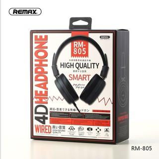 Tai nghe Headphone Remax RM-805 Chính Hãng Giá Rẻ