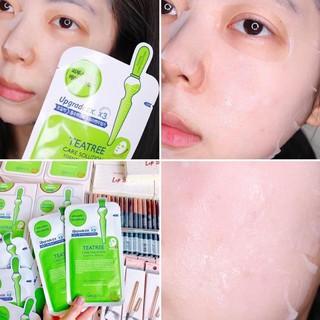 Mặt nạ tinh chất tràm trà ngăn ngừa mụn Mediheal Teatree Care Solution Essential Mask 24ml