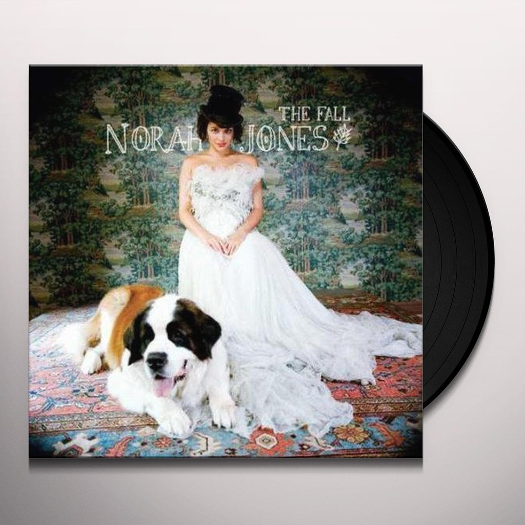 Norah Jones - The Fall (Vinyl LP) - Đĩa than