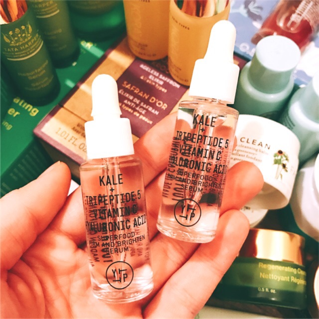 [Youth to the People] Serum nâng cơ sáng da Superfood Firm and Brighten Vitamin C Serum (minisize)