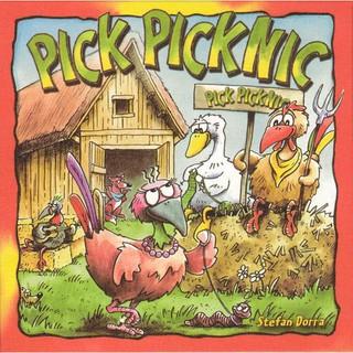 Pick Picknic – Hick Hack – Gà Ăn Thóc BoardGame