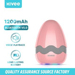 [ Chính Hãng Kivee ] Loa Bluetooth 5w Hình Quả Trứng Độc Đáo Và Phụ Kiện MW01