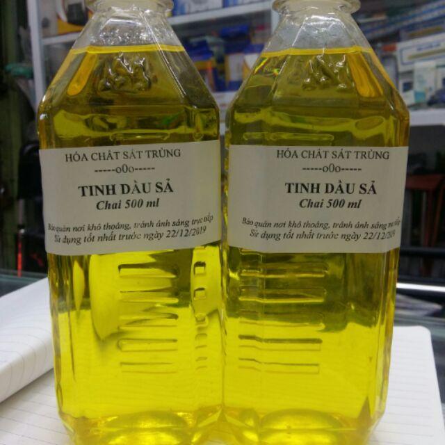 Tinh dầu xả chai 500ml