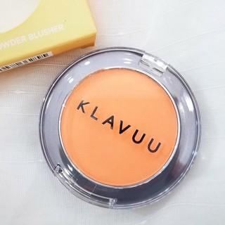 (CAM KẾT CHUẨN AUTH) Má hồng Klavuu Hàn Quốc màu số 2 cam Đào Soft Peach thumbnail