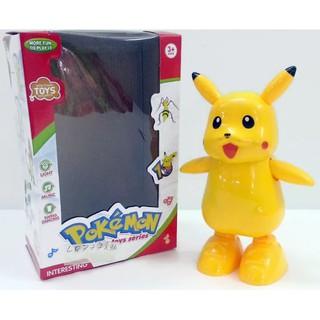 Pokemon Nhảy Dancing Nhạc Đèn