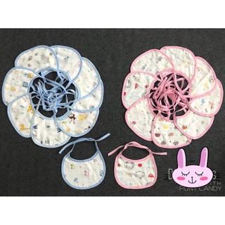 Yếm xô buộc dây dành cho bé sơ sinh đến 2 tuổi thumbnail