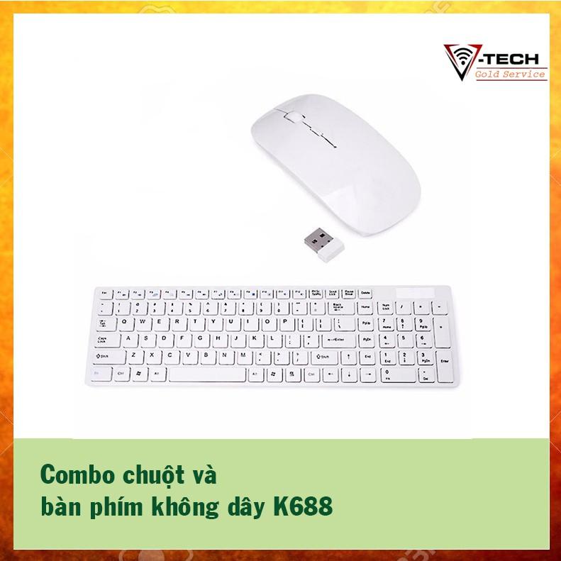 Combo chuột và bàn phím không dây K688 (sử dụng 1 USB) - 2889772 , 796746384 , 322_796746384 , 250000 , Combo-chuot-va-ban-phim-khong-day-K688-su-dung-1-USB-322_796746384 , shopee.vn , Combo chuột và bàn phím không dây K688 (sử dụng 1 USB)