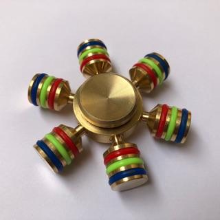 Spinner 6 cánh kim loại