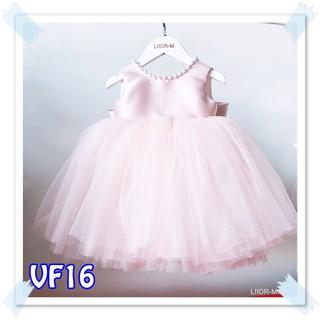 Váy đầm cho bé gái 👗 FreeShip 🌺 Đầm công chúa Evelyn cho bé siêu xinh VF16 E001