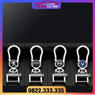Móc Chìa Khóa ô tô Vinfast Móc chìa khóa Xe Hơi Có In Logo Hãng Xe - Thiết Kế Trang Trọng, Tinh Tế, Đẳng Cấp thumbnail