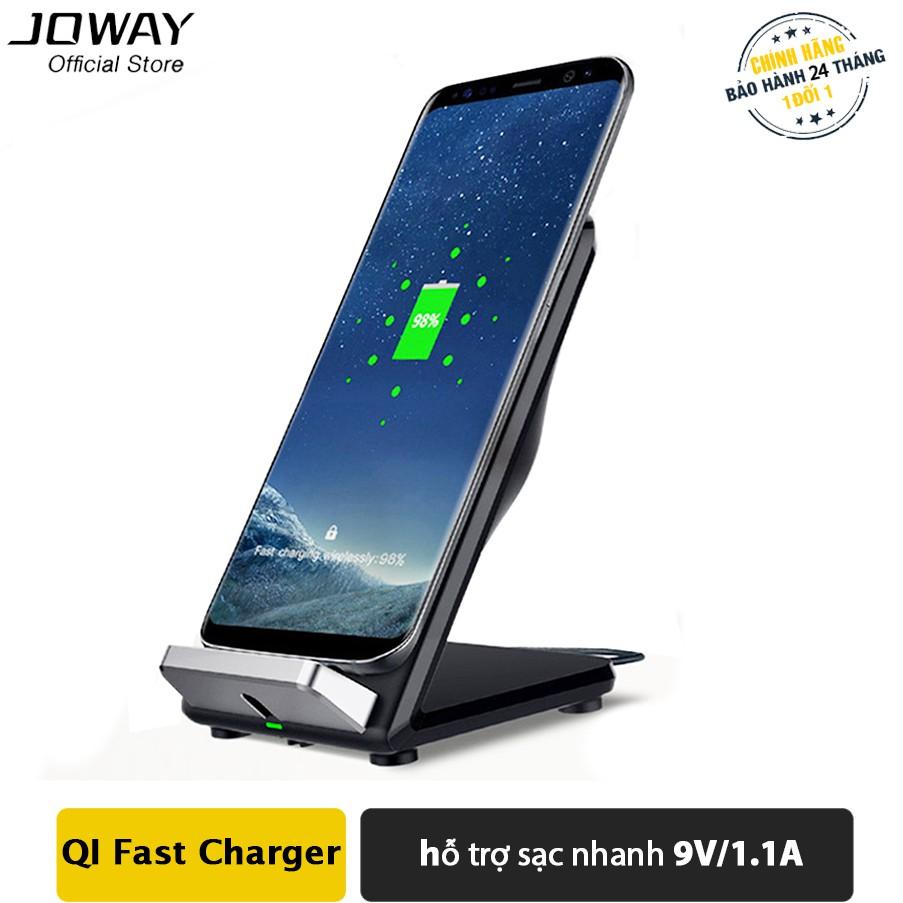 Bộ sạc không dây JOWAY WXC05 chuẩn QI - Hãng phân phối chính thức - 3482852 , 1083933811 , 322_1083933811 , 500000 , Bo-sac-khong-day-JOWAY-WXC05-chuan-QI-Hang-phan-phoi-chinh-thuc-322_1083933811 , shopee.vn , Bộ sạc không dây JOWAY WXC05 chuẩn QI - Hãng phân phối chính thức