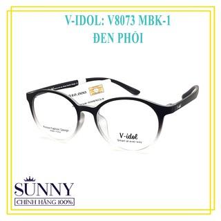 Gọng Kính Chính Hãng Vidol V8073 – 5 Màu Khác Nhau – Kèm Tem Thẻ Bảo Hành Toàn Quốc
