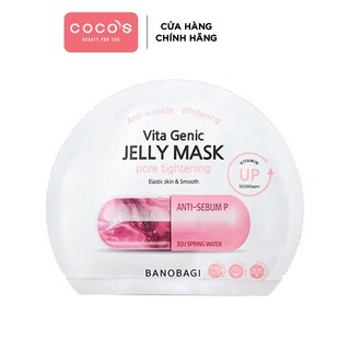 Mặt Nạ Dưỡng Da Banobagi Vita Jelly Mask Pore Tightening 30ml thumbnail