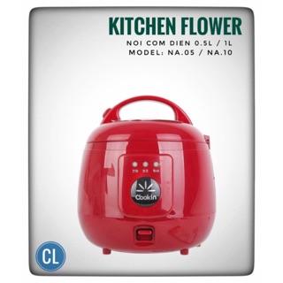 [Mã ELMS5 giảm 7% đơn 300K] Nồi cơm điện hàn quốc Kitchen Flower Na05