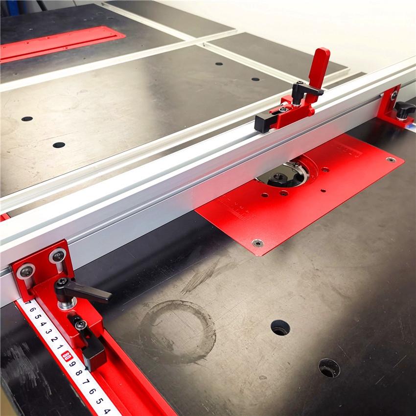 45//30 T-track Aluminium Alloy Sliding Bracket T-Slot For Woodworking Tools