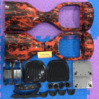 Vỏ Xe Cân Bằng Điện 6,5 inch và 8 inch