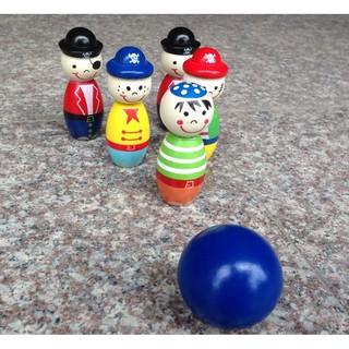 Bộ đồ chơi bowling DCGWD07 dành cho trẻ