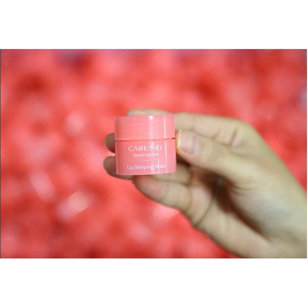 Dưỡng môi [Hồng hào 100%-Hàng Auth] Ủ môi lanneige Hàn Quốc size mini