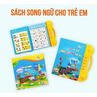 Sách điện tử song ngữ Anh – Việt cho bé