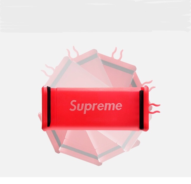 Giá đỡ điện thoại Supreme siêu nổi bật độc đáo cho xe hơi